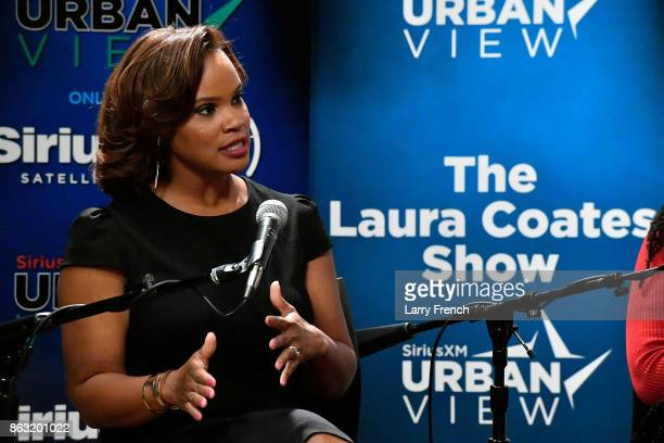 SiriusXM's Urban View Presents Defining Justice In 2017 An Exclusive Subscriber Event hosted by Laura Coates at SiriusXM DC Performance Space on...