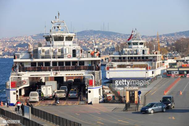 Sirkeci Ferry Boat Port