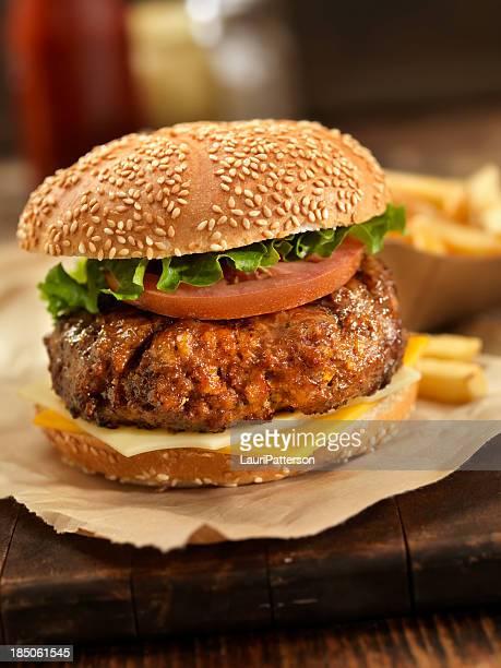 Solomillo hamburguesa