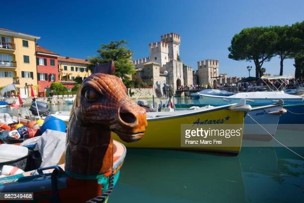 Sirmione, Lake Garda, Lombardy, Italy
