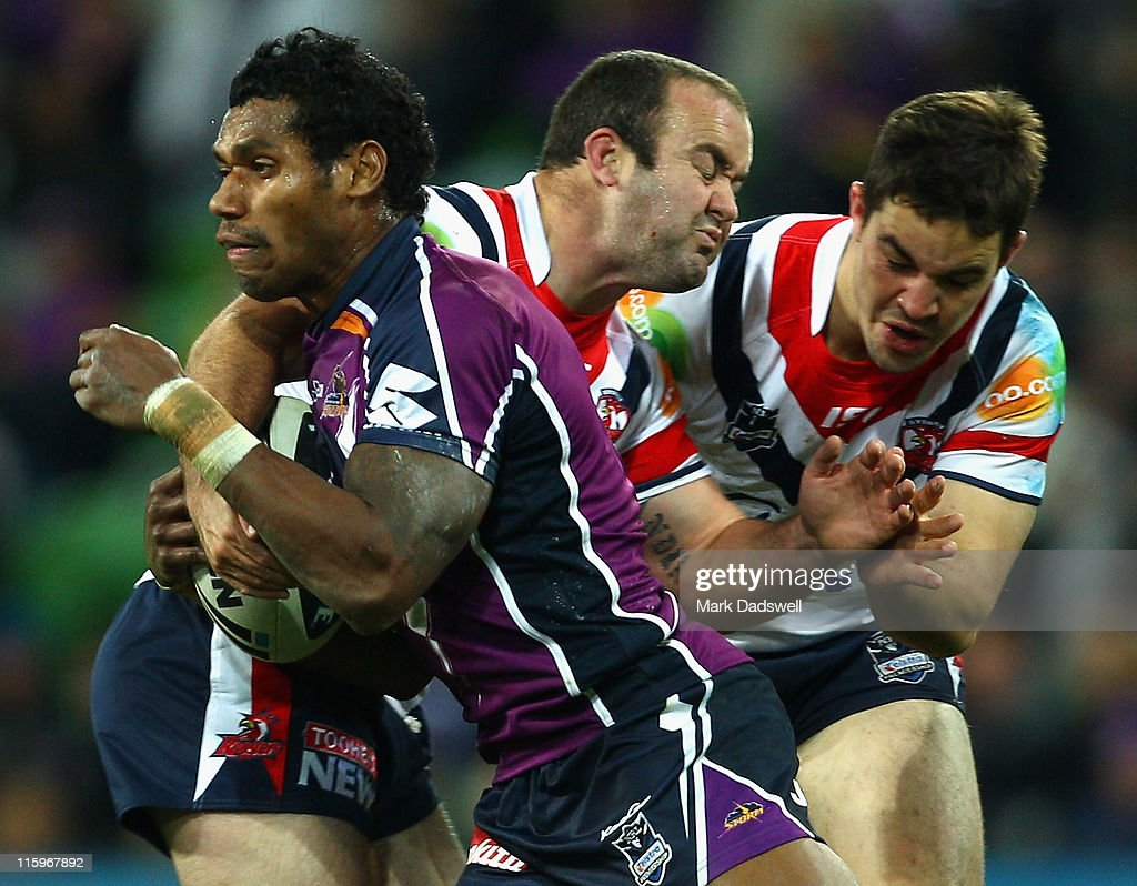 NRL Rd 14 - Storm v Roosters