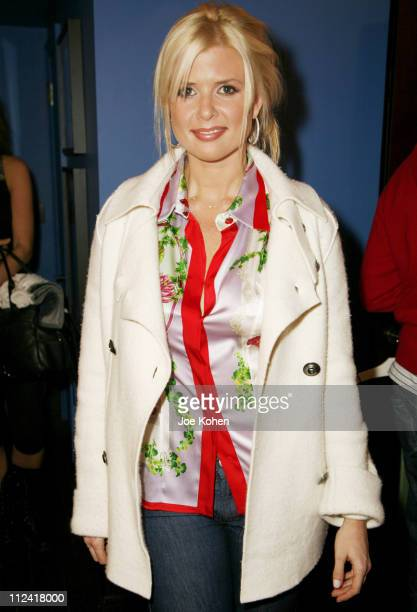 Sissi during Carson Kressley Hosts all Clothing Love Affair Party at Gramercy Park Hotel in New York City New York United States