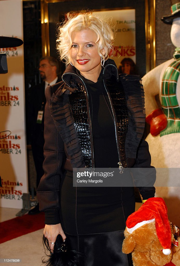Sissi during 'Christmas with the Kranks' New York Premiere at Radio City Music Hall in New York City, New York, United States.
