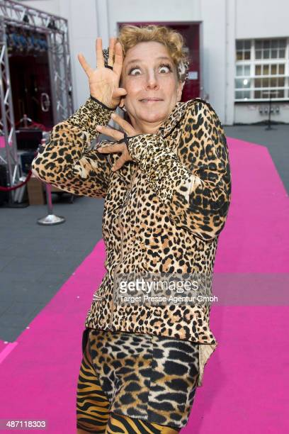 Sissi Perlinger attends the 'Dirty Dancing' musical premiere at Admiralspalast on April 27 2014 in Berlin Germany