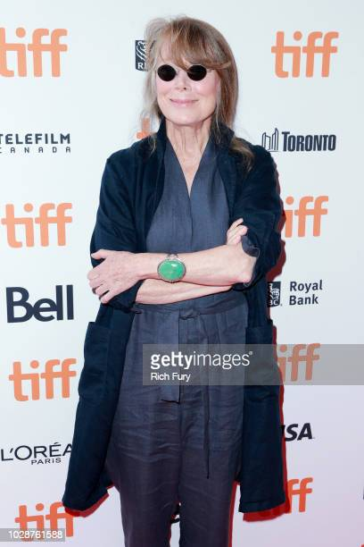Sissy Spacek attends the Homecoming premiere during 2018 Toronto International Film Festival at Ryerson Theatre on September 7 2018 in Toronto Canada