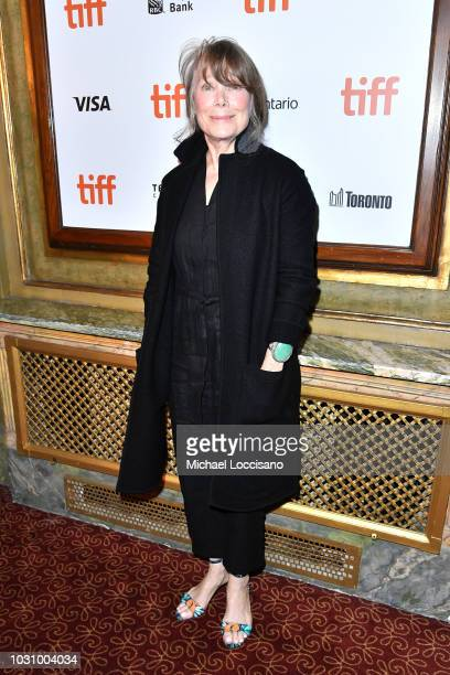 Sissy Spacek attends the The Old Man The Gun premiere during 2018 Toronto International Film Festival at The Elgin on September 10 2018 in Toronto...