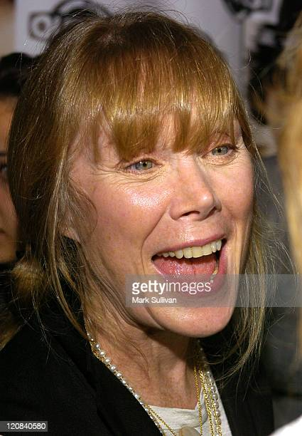 Sissy Spacek during Outfest 2004 Festival Closing Night and Los Angeles Premiere of A Home at the End of the World Red Carpet Arrivals at Mann's...