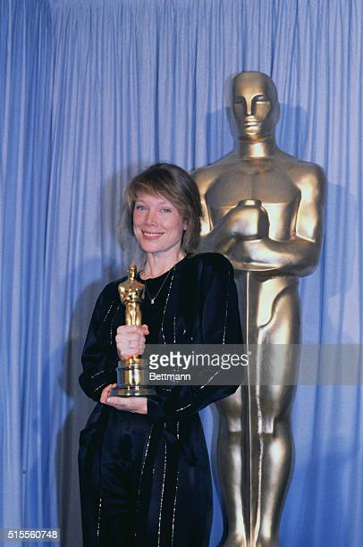 Sissy Spacek received an Oscar for Best Actress in her performance in Coal Miner's Daughter.
