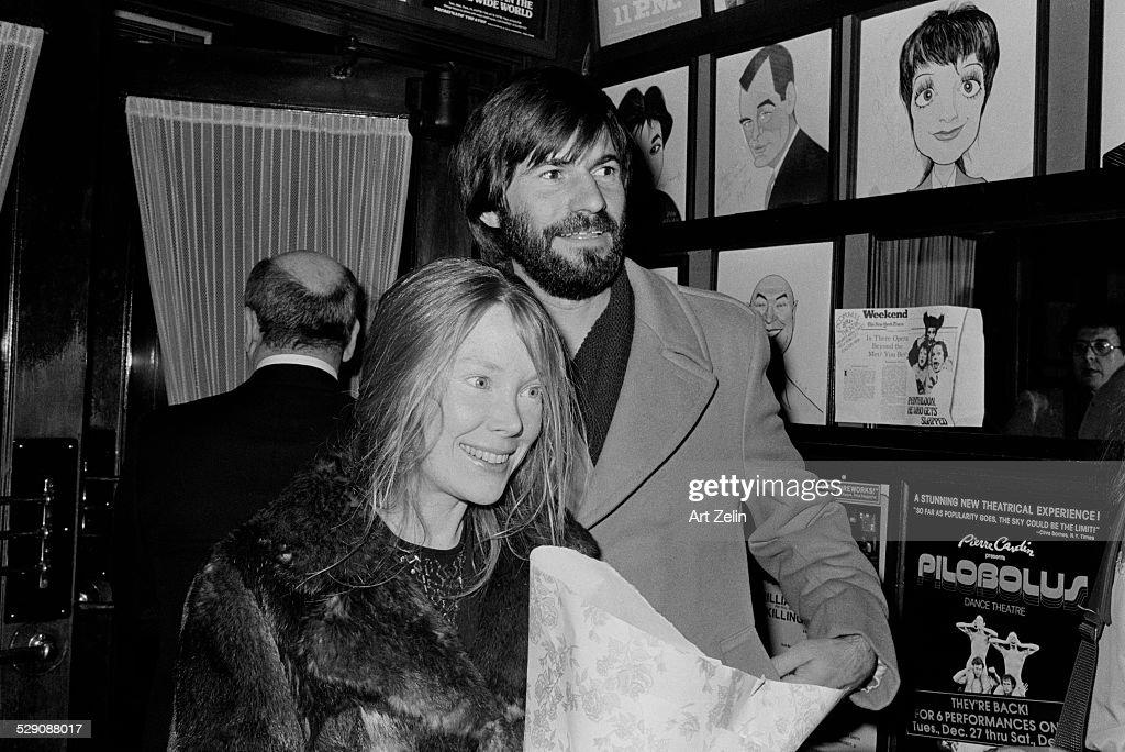 Sissy Spacek and Jack Fisk : News Photo