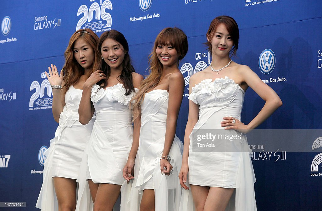 KOR: 2012 Mnet Summer Break 20's Choice