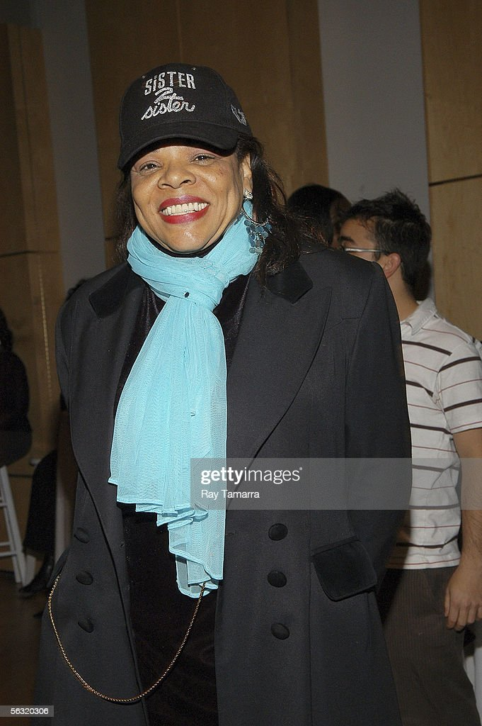 Sister 2 Sister' Editor-In-Chief Jamie Foster Brown attends Mary J