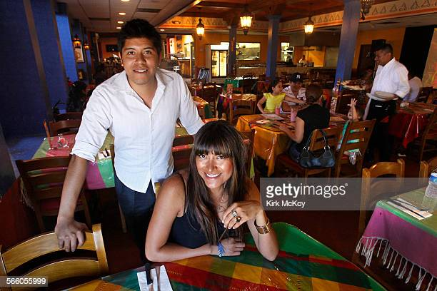 Sister and Brother Bricia and Fernando Lopez scions of the Guelagetza restaurant empire Operate the restaurant Other siblings operate different...