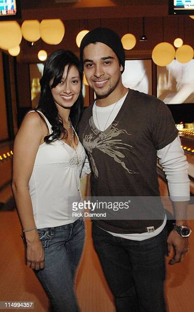 Sister Marilyn Valderrama and Brother Wilmer Valderrama *Exclusive Coverage*