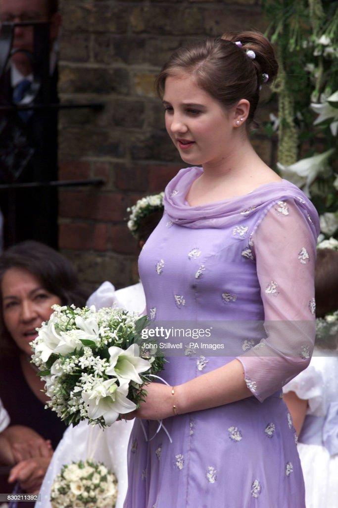 Greek Wedding/Sister : News Photo