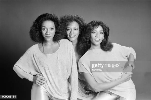 Sister Sledge musical singing sisters group from the USA Picture shows left to right Kathie Kim and Joni Sister Sledge is an American musical vocal...