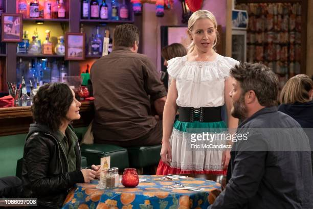 THE CONNERS O Sister Where Art Thou When Becky helps Harris keep a secret from Darlene it opens up a can of worms that causes a rift between the two...