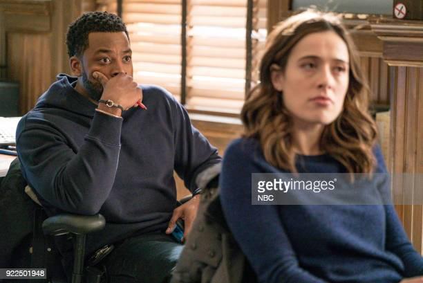 D 'Sisterhood' Episode 515 Pictured LaRoyce Hawkins as Kevin Atwater Marina Squerciati as Kim Burgess