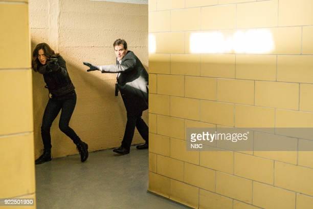 D 'Sisterhood' Episode 515 Pictured Marina Squerciati as Kim Burgess Jonathan Schaech as Det Scott Hart
