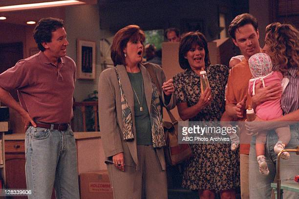 IMPROVEMENT Sisters and Brothers Airdate May 2 1995 TIM ALLENTUDI ROCHEPATRICIA RICHARDSONWILLIAM O