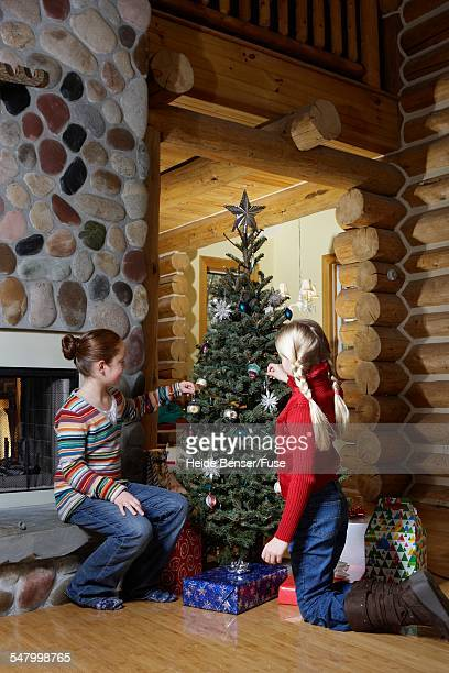 30 Top Christmas Fireplace Scene Pictures, Photos and Images