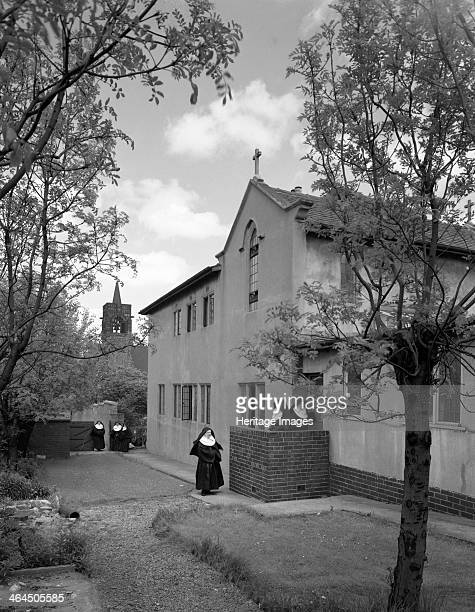 Sisters of Mercy Convent Denaby Main South Yorkshire 1961 The Sisters of Mercy Convent in the mining village of Denaby Main was founded in June of...