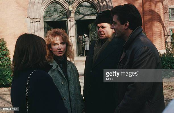 LAW ORDER 'Sisters of Mercy' Episode 17 Air Date Pictured Kate Burton as Sister Bettina Paul Sorvino as Detective Philip Cerreta Chris Noth as...