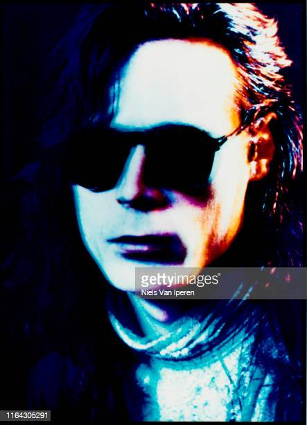 Sisters Of Mercy portrait American Amsterdam Netherlands 27th September 1990