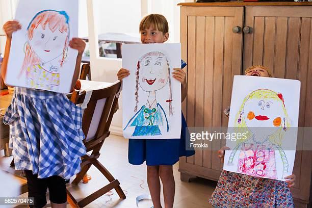 Sisters & Self Portraits