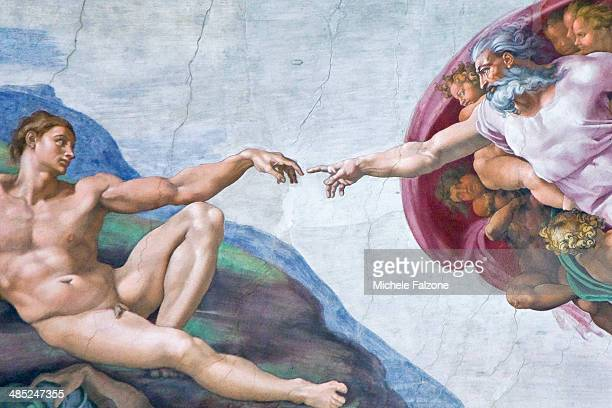 sistine chapel - origins stock pictures, royalty-free photos & images
