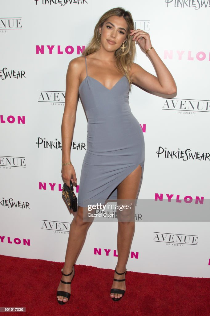 NYLON Hosts Annual Young Hollywood Party - Arrivals : ニュース写真