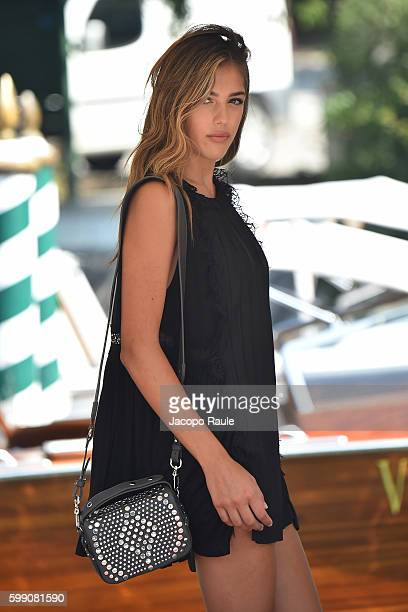 Sistine Stallone is seen during the 73rd Venice Film Festival on September 4 2016 in Venice Italy