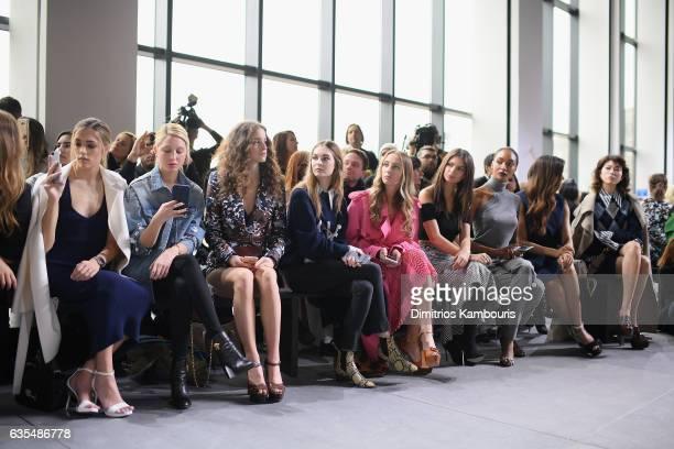 Sistine Stallone Princess MariaOlympia of Greece and Denmark Coco Konig Laura Love Harley VieraNewton Emily Ratajkowski Jourdan Dunn Deepika Padukone...