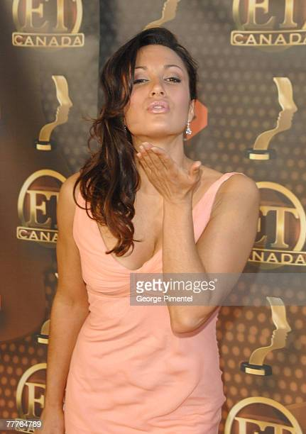 Sitara Hewitt from Little house on the Prairie attends The 22nd Annual Gemini Awards at the Conexus Arts Centre on October 28, 2007 in Regina, Canada.