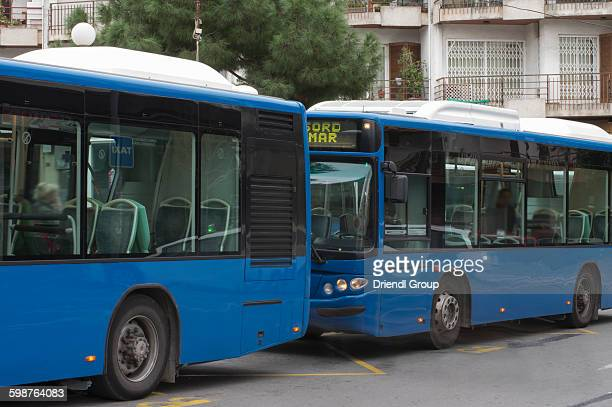 Sitges city buses