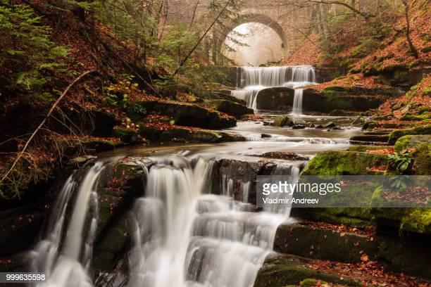 Sitovo waterfall
