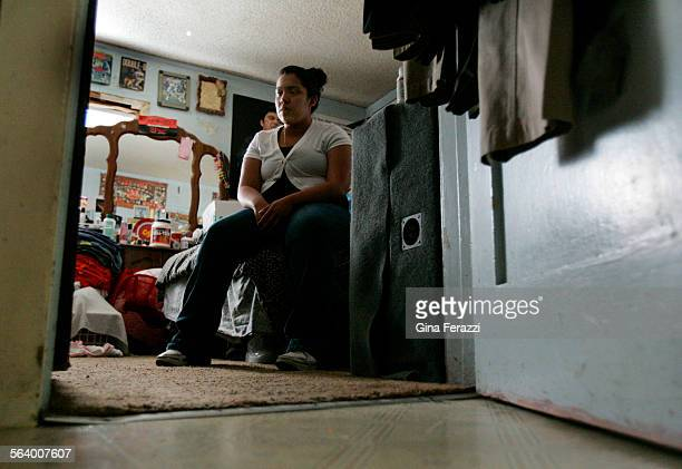 Sitting in her brothers room with his clothes still hanging on the doorAnabel Castaneda of Los Angeles has had her family dreams shattered after her...