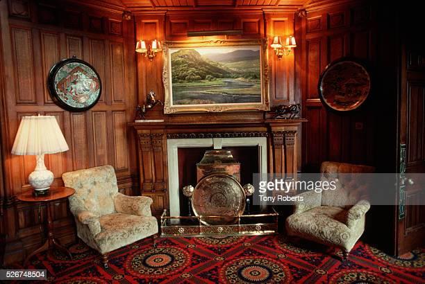 Sitting Room at Ashford Castle