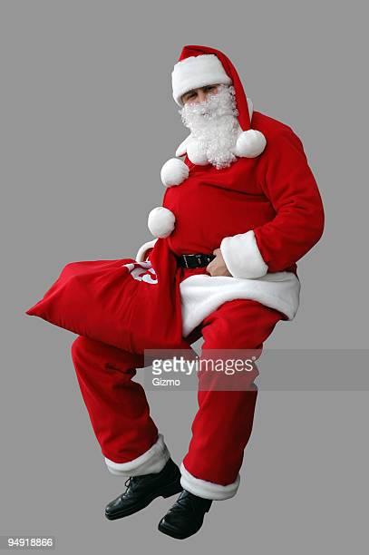 Sentado Santa