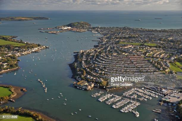 Situated at the mouth of carrick Roads and the River Penryn is the Cornish Harbour town of Falmouth. On 31st October 2008