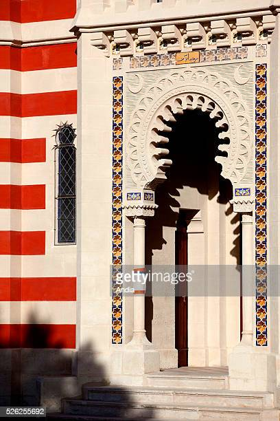 Situated in the village of l'Herbe on the Cap Ferret peninsula this chapel with its unique Moorish architecture but Catholic worship is a remnant of...