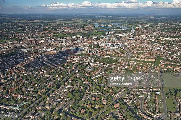 Situated on the River Kennet and Thames is the large Berkshire town of Reading. On 23rd September 2006.