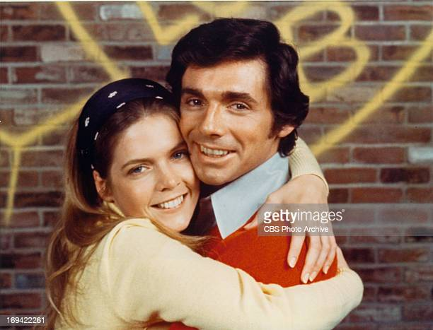 BERNIE situation comedy featuring Meredith Baxter and David Birney Image dated 1972