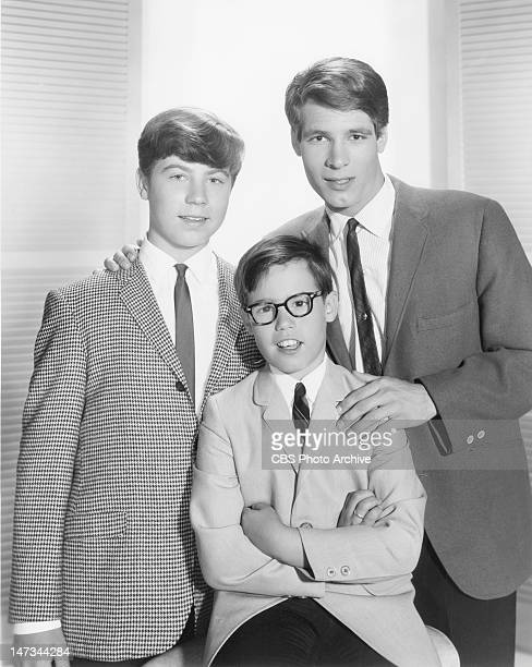 SONS situation comedy featuring Stanley Livingston as Chip Douglas Barry Livingston as Ernie Thompson Douglas and Don Grady as Robbie Douglas Image...