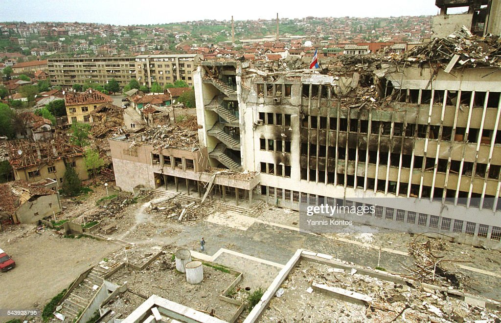 Situation in Pristina : News Photo