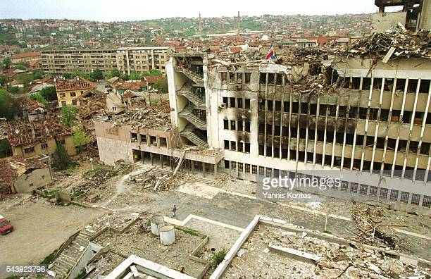 Situation in Pristina