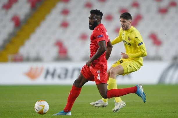 TUR: Sivasspor v Villarreal CF: Group I - UEFA Europa League