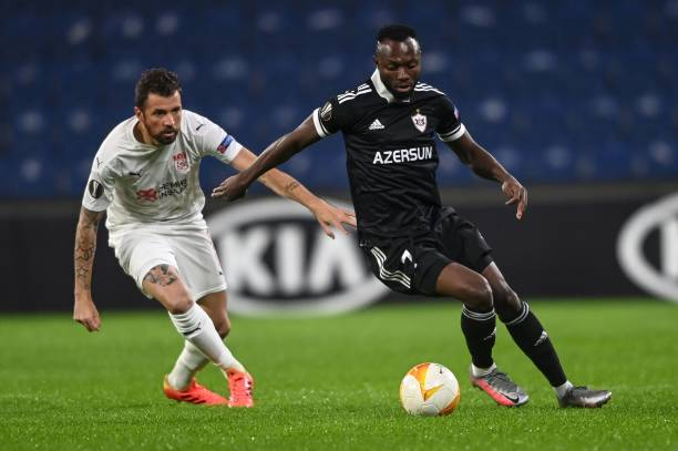 AZE: Qarabag FK v Sivasspor: Group I - UEFA Europa League