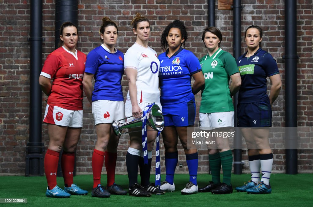 Guinness Six Nations Launch : News Photo
