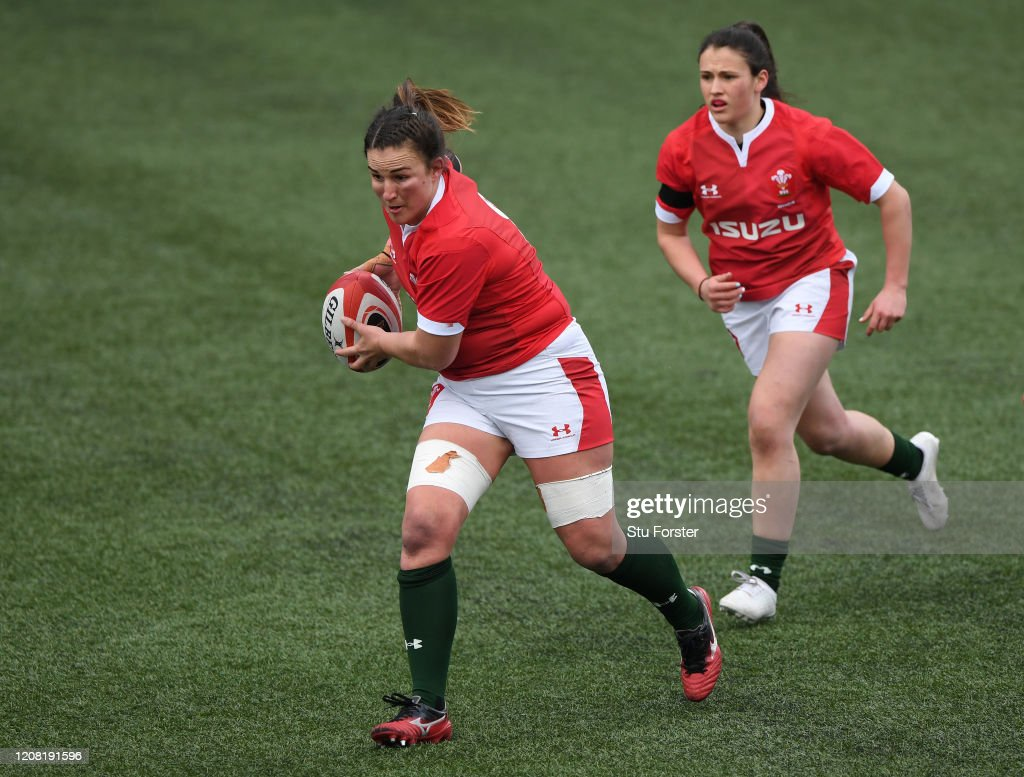 Wales v France - Women's Six Nations : News Photo
