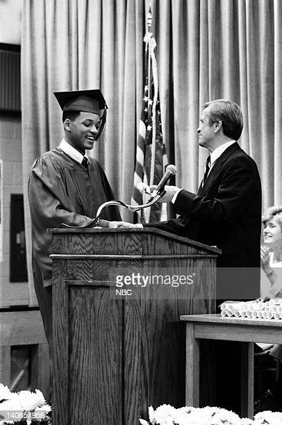 AIR 'Six Degrees of Graduation' Episode 24 Pictured Will Smith as William 'Will' Smith William Cort as Headmaster Wallace Thorvald Photo by Danny...
